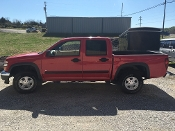 2008 Chevrolet Colorado LT 4 Door